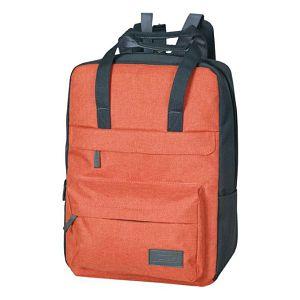 Ruksak + torba za užinu Target University line Orange Amber 214690