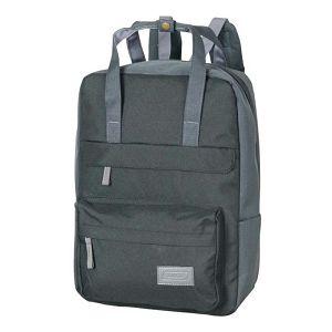 Ruksak + torba za užinu Target University line Black horse 214683