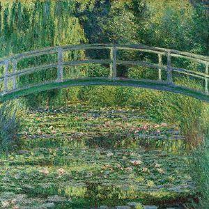 "Salveta ""Claude Monet - Lopoči"" 1/1 komad"