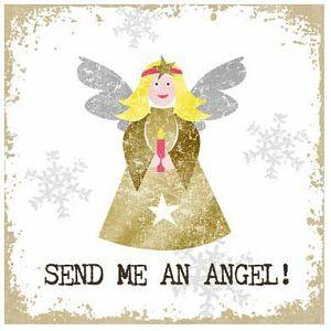 "Salveta ""Send me an Angel"" 1/1"