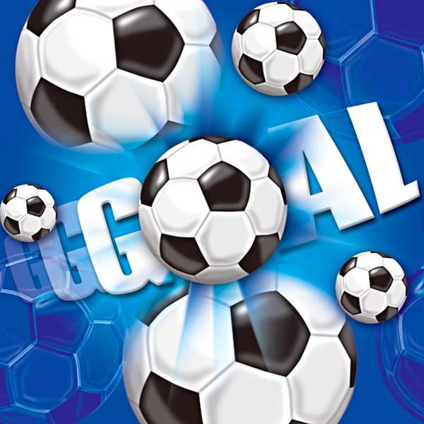 Salvete Football 20/1 33x33cm