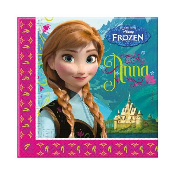 Salvete Frozen 20/1 33x33cm
