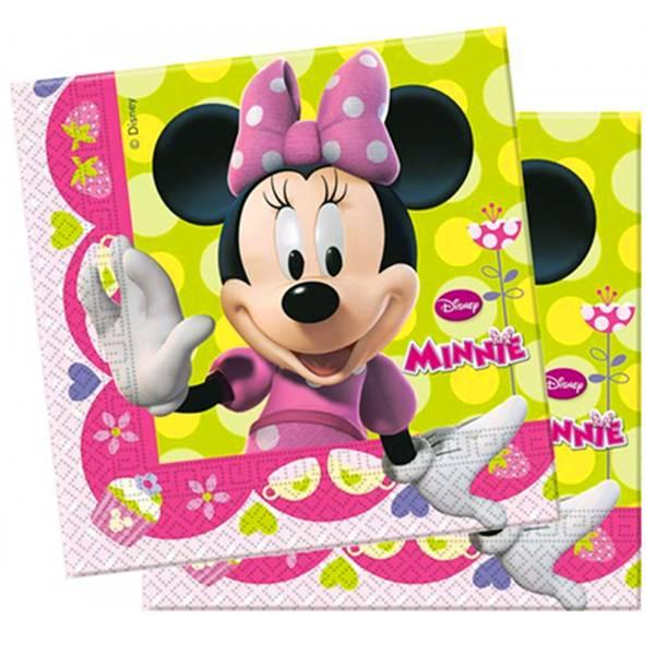 Salvete Minnie 20/1 33x33cm
