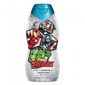 Šampon i regenerator Avengers 2u1 Marvel 350ml