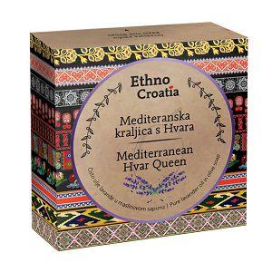 Sapun 60g Mediteranska kraljica s Hvara Ethno Croatia