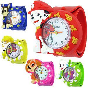 Sat dječji PAW PATROL analogni, ručni, mix boje 028870