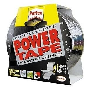 Selotejp 50mmx10m Power Tape Henkel,transparentni