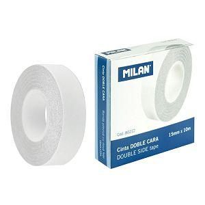 Selotejp obostrano ljepljiv Milan 15mmx10m