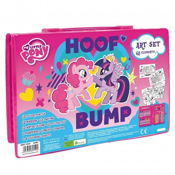 Crtaći set dječji My Little Pony Starpak