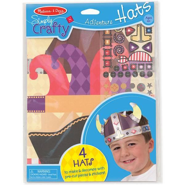 Set za izradu papirnatih šešira