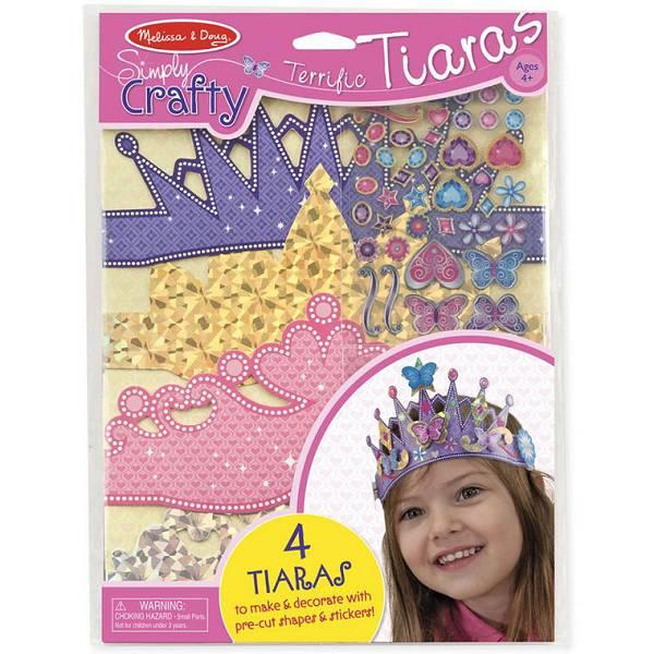 Set za izradu papirnatih tiara