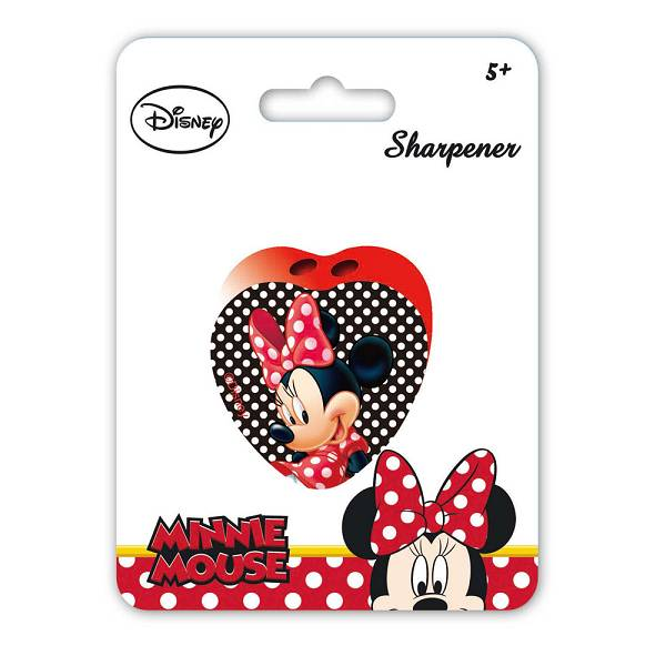 Šiljilo dvostruko Disney Minnie blister 2389