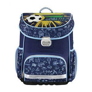 Školska anatomska torba Nogomet Hama