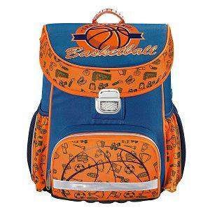 Školska torba anatomska BASKETBALL