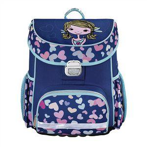 Školska torba anatomska Lovely Girl Hama