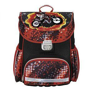 Školska torba anatomska Motorbike Hama