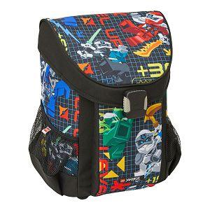 Školska torba Lego anatomska Ninjago Prime Empire