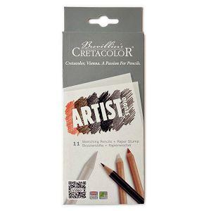 SLIKARSKA OLOVKA Artist Studio Cretacolor 11/1 46511 277024