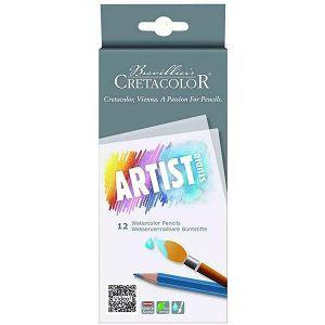SLIKARSKA OLOVKA Artist Studio u boji, aquarel Cretacolor 12/1 28312 276850