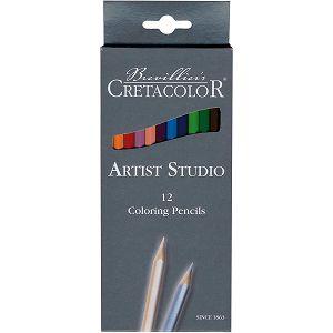 SLIKARSKA OLOVKA Artist Studio u boji Cretacolor 12/1 28012