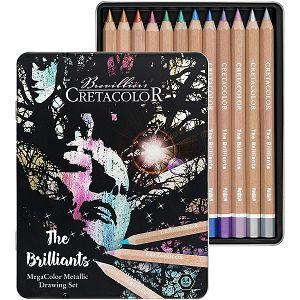SLIKARSKA OLOVKA Brilliants u boji Cretacolor 12/1 29098 301521