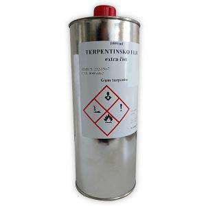 Slikarski eciterp Terpetinsko ulje ekstra čisto 1000ml
