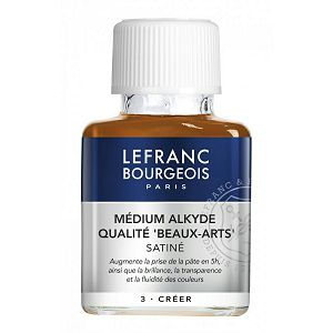 Slikarski medium alkidni za uljane boje 75ml L&B