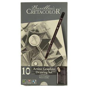 SLIKARSKI SET Grafita Cretacolor artino graphite 10/1 400 21 400214