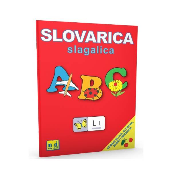 Slovarica slagalica ABC