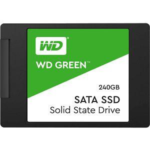 "SOLID STATE DRIVE SSD Western Digital 2.5"", 240GB, 545/460 MBs"