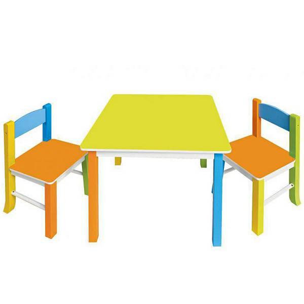 Stol i stolica drveni 737980 FreeON