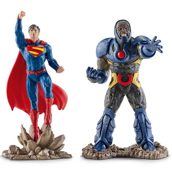 Superman vs Darkseid Schleich
