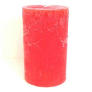 SVIJEĆA FROST crvena, 6.8xh9.5cm 252648