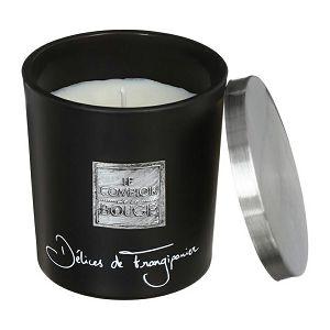 Svijeća mirisna Atmosphera u čaši, 130g (gori 24 sati) miris frangipana 584538