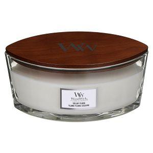 Svijeća mirisna WoodWick Classic Elipse Solar Ylang 1647909E