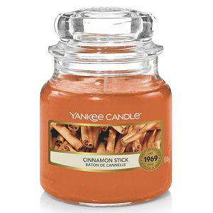 SVIJEĆA MIRISNA Yankee Candle Classic Small Cinnamon Stic 1055976E (gori do 30 sati)