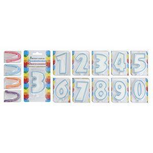 SVIJEĆA ROĐENDANSKA brojevi mix 01294