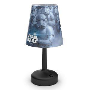 Svjetiljka LED stolna na baterije Disney STAR WARS Stormtrooper Philips