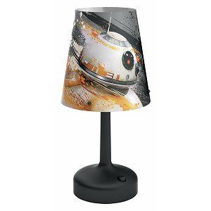 Svjetiljka LED stolna na baterije STAR WARS BB-8 Philips