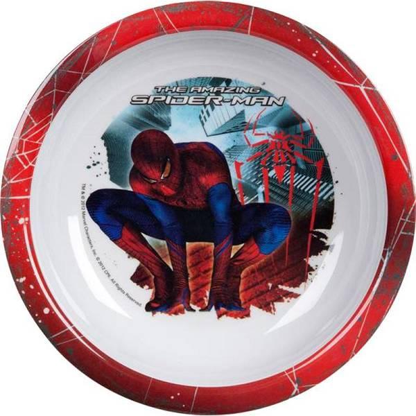 Tanjur Disney Spiderman pvc duboki 19,5cm