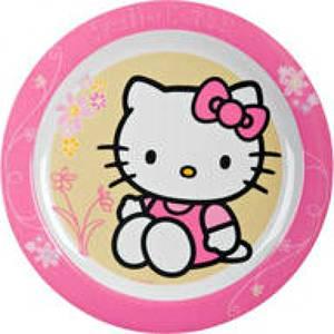 Tanjur plitki Hello Kitty 22cm