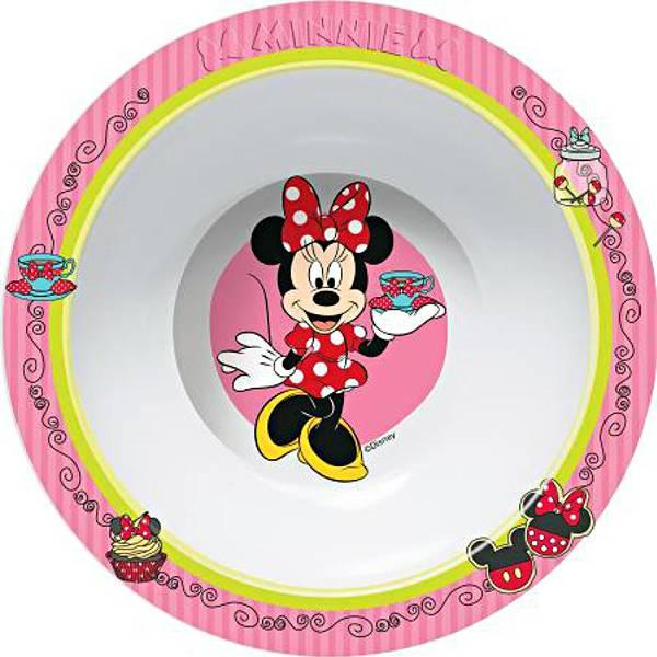 Tanjur plitki Minnie 22cm