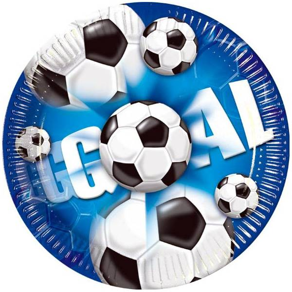 Tanjuri Football 10/1 20cm