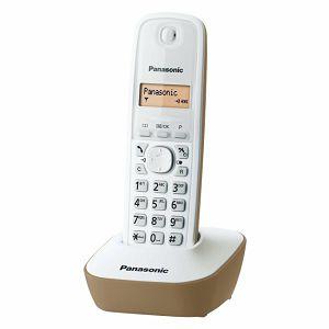 TELEFON bežični PANASONIC KX-TG 1611H/R bež