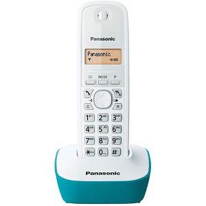 TELEFON bežični PANASONIC KX-TG 1611H/R plavi