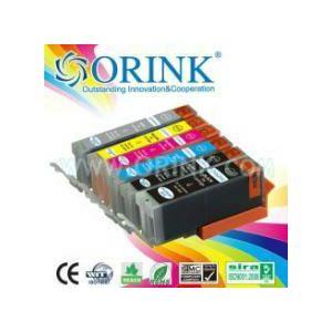TINTA CANON CLI-571C XL plavi, chip Orink