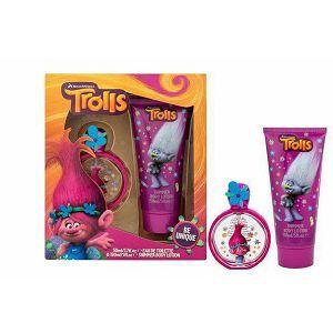 Toaletna voda Trolls i losion za tijelo