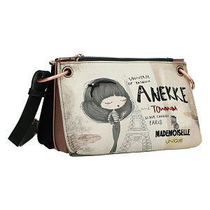 Torba fashion na rame ANEKKE PARIS 21x10x12.5cm 29882-58