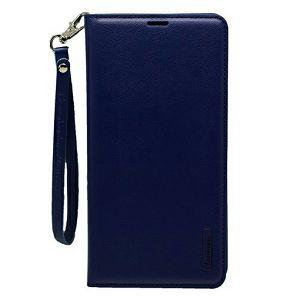 TORBICA GSM za mobitel preklopna HUAWEI P30 magnet tamno plava
