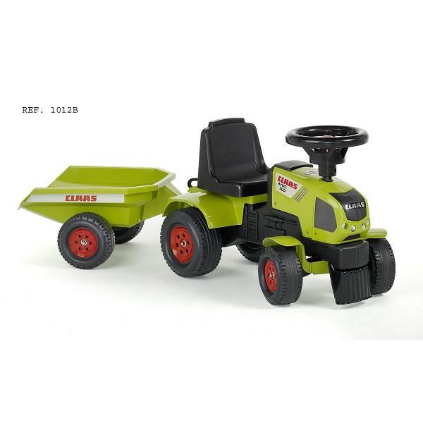 Traktor guralica s prikolicom Falk 1012B